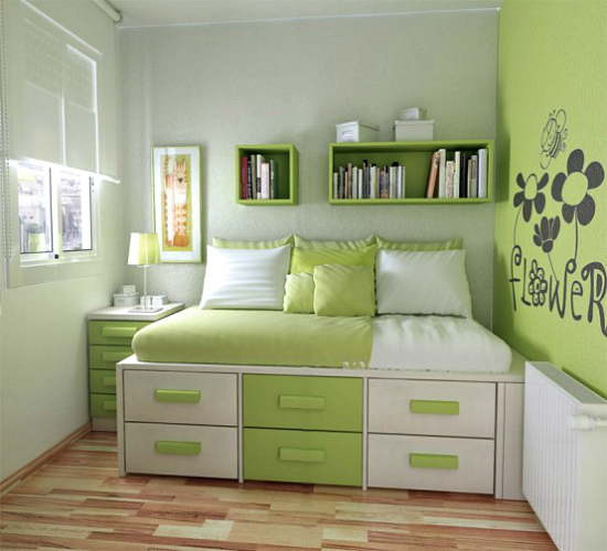 How To Make The Bedroom Look Bigger?